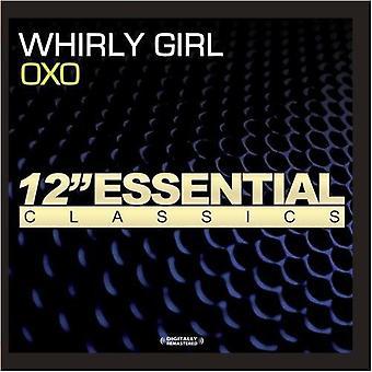Oxo - Whirly meisje [CD] USA importeren