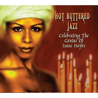 Heta smörade Jazz: Firar Geniu - Hot Buttered Jazz: firar Geniu [CD] USA import
