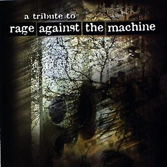 Tribute to Rage Against the Machine - Tribute to Rage Against the Machine [CD] USA import