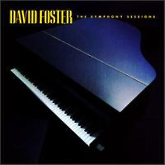 David Foster - importation USA Symphonie Sessions [CD]