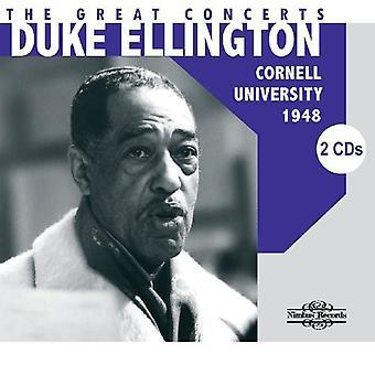 Duke Ellington - Great Concerts: Cornell Univ [CD] USA import