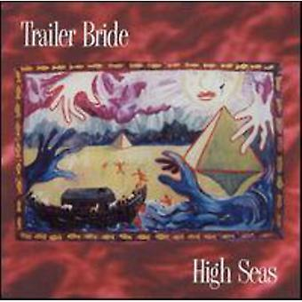 Trailer Bride - High Seas [CD] USA import