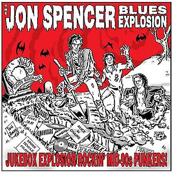 Jon Spencer Blues Explosion - Jukebox Explosion [CD] USA import