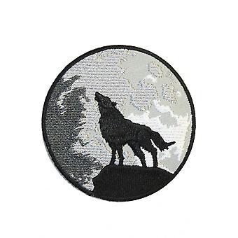Estrema grandezza lupo e Luna Patch