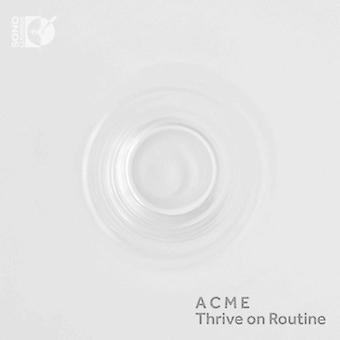 Adams / Andres / Burhans / Acme - Thrive on Routine [CD] USA import