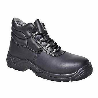 sUw Mens Compositelite Work Safety Ankle Workwear Ankle Boot S1P