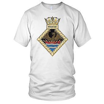 Royal Navy HMS Phoenix Kids T skjorte