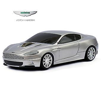 Officiële Aston Martin DBS auto draadloze computermuis - zilver