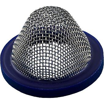 Jandy Zodiac 1-1-216 Stainless Steel Dome Strainer 11216