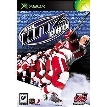 NHL Hitz Pro (Xbox) - Nouveau