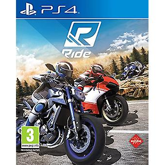 Ride (PS4) - New