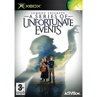 Lemony Snickets A Series of Unfortunate Events (Xbox) - Nouveau