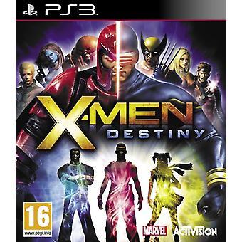 X-Men Destiny (PS3)-ny