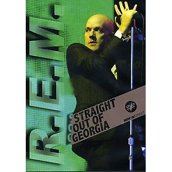 R.E.M. - Straight Out of Georgia [DVD] USA import