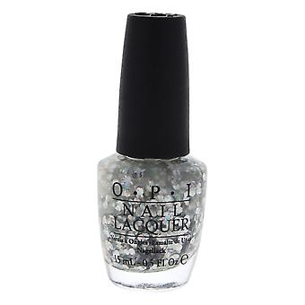 Opi  Nail Lacquer E16 I Snow You Love Me