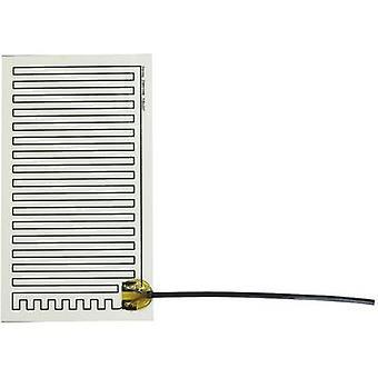 Riscaldamento di poliestere termo stagnola autoadesiva 230 V AC 14 W IP valutare IPX4 (L x W) 227 x 130 mm