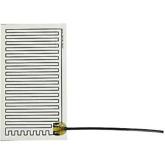 Thermo Polyester oppvarming folie selvklebende 230 V AC 14 W IP vurdering IPX4 (L x B) 227 x 130 mm