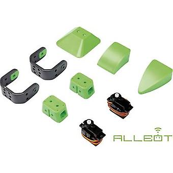 Velleman Robot assembly kit ALLBOT®-Option Bein mit 2 Servos VR012 Version: Assembly kit, Component