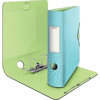 Leitz Folder Urban Chic A4 Spine width: 82 mm Light blue 2 brackets 11160030