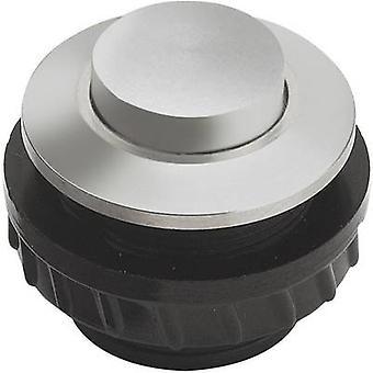 Grothe 62016 Bell button 1x Aluminium 24 V/1,5 A