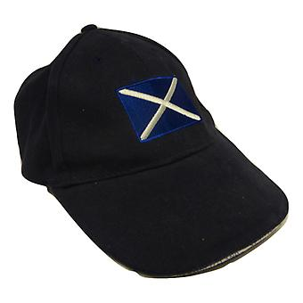 Union Jack Wear Scotland Flag Baseball Cap