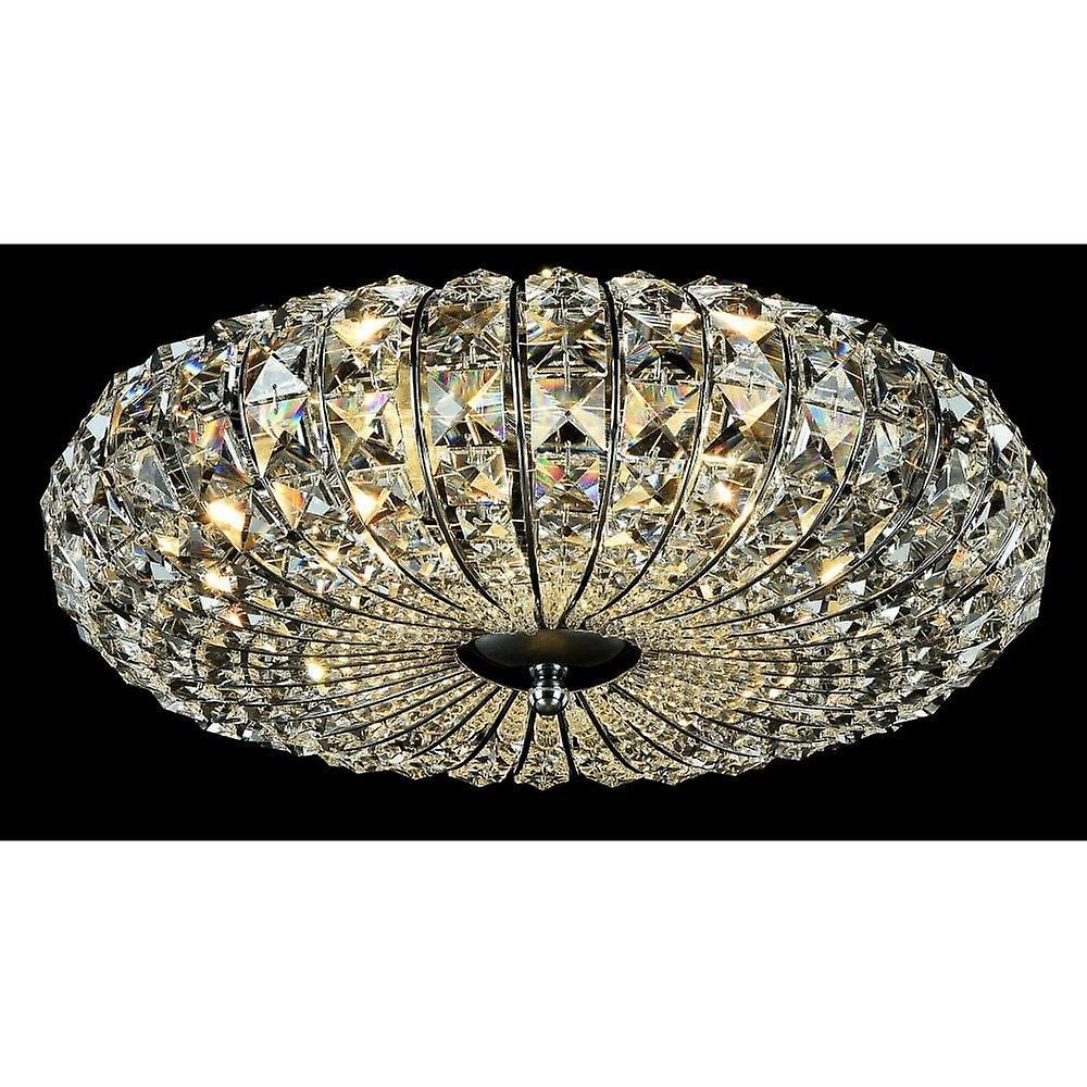 Diamant Ceiling Lighting LampNickel Crystal Maytoni Broche tshBrxQdC