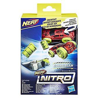 Nerf Nitro Single Stunt And Car - SparkSmash
