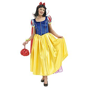 Snow White Deluxe Prinzessin Kostüm Disney für Damen