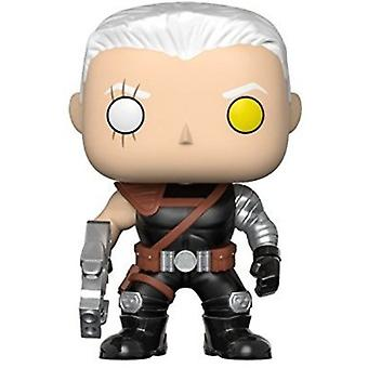 Funko POP Bobble Marvel: Deadpool Parody Cable Collectible Figure