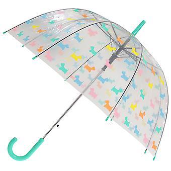 X-brella Womens/Ladies Doggy Automatic Dome Umbrella