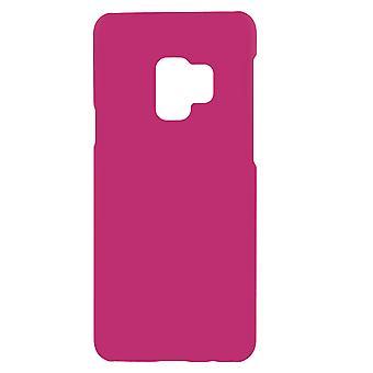 Samsung Galaxy S9 Shellin Twardy plastik - Róża