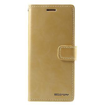 MERCURY GOOSPERY Blue Moon Samsung Galaxy S9-Gold