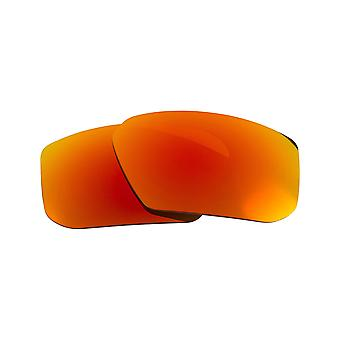 SEEK Replacement Lenses Compatible for SPY OPTICS McCOY Polarized Red Mirror