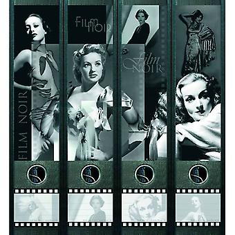 Spine Label Film Noir