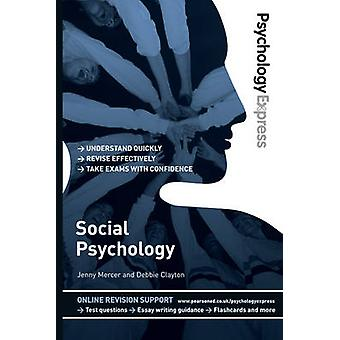 Psykologi Express - socialpsykologi (grundutbildning Revision Guide)