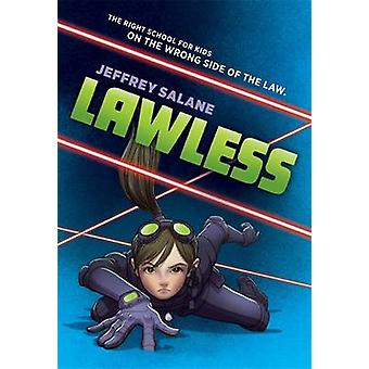 Door Jeffrey Salane - 9781848123212 boek Lawless