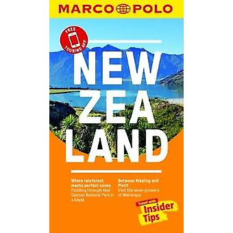 New Zealand Marco Polo Pocket Guide by Marco Polo Travel Publishing -