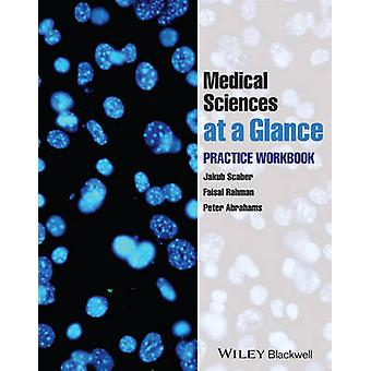 Medical Sciences at a Glance - Practice Workbook by Jakub Scaber - Pet