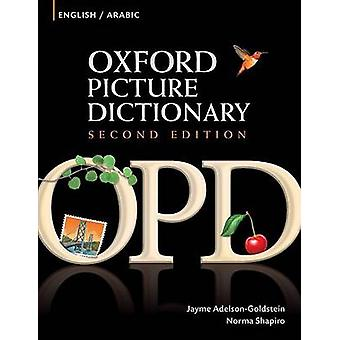 Oxford Picture Dictionary - Bilingual Dictionary for Arabic-Speaking T