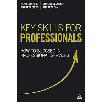 Essentiële vaardigheden voor Professionals