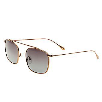 Simplificar Collins polarizado gafas de sol - bronce/negro