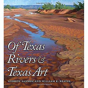 Floder och Texas konst (floden böcker) i Texas