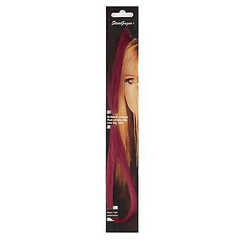 Stargazer Baby Clip In Hair Extensions ~ Flame