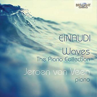 Einuadi - Ludovico Einaudi: Waves - the Piano Collection [CD] USA import