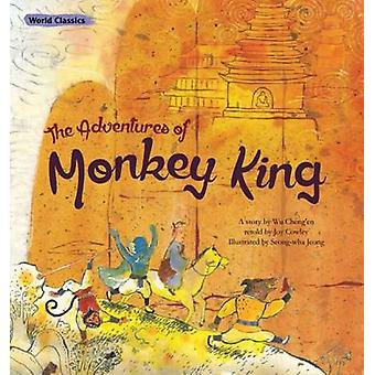 The Adventures of Monkey King by Cheng'en Wu - Joy Cowley - 978192523