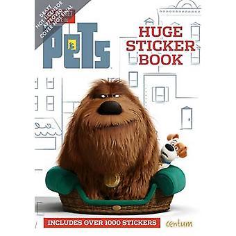 Secret Life of Pets - 1000 Sticker Book - 9781910916513 Book