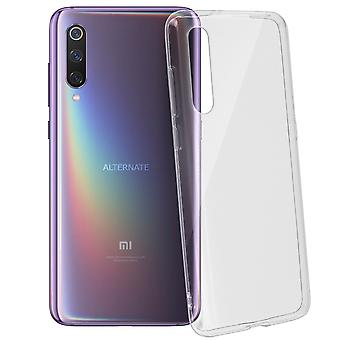 Xiaomi Mi 9 Ultra-thin and Transparent Soft Protection Case - Akashi