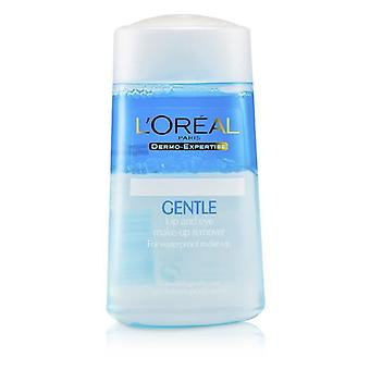 L'oreal Dermo-expertise Gentle Lip And  Eye Make-up Remover - 125ml/4.2oz