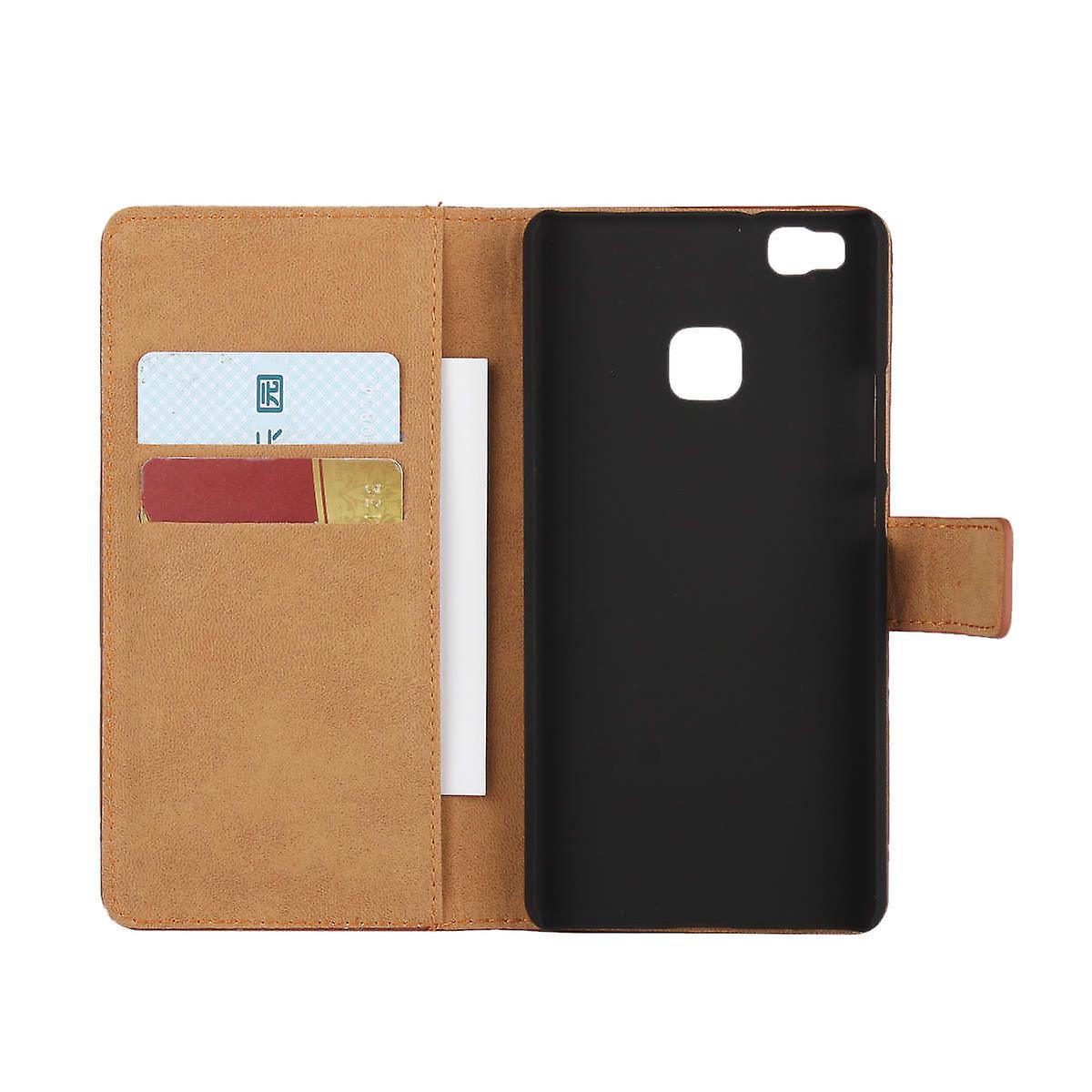 iCoverCase Huawei P9 Lite plånboksfodral