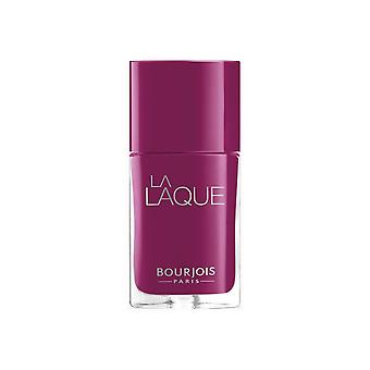 Bourjois Paris la Laque langvarig neglelakk-strand fiolett (10) 10ml